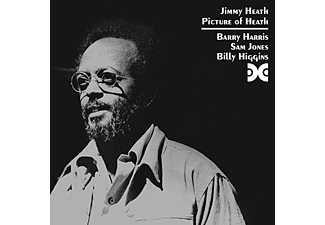 Jimmy Heath - Picture of Heath (CD)