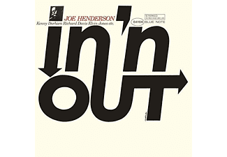 Joe Henderson - In 'n' Out (High Quality Edition) (Vinyl LP (nagylemez))