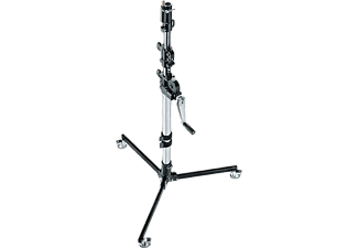 MANFROTTO Stativ Wind-Up Low 087NWLB - Svart