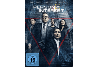 Person of Interest - 5. Staffel - (DVD)