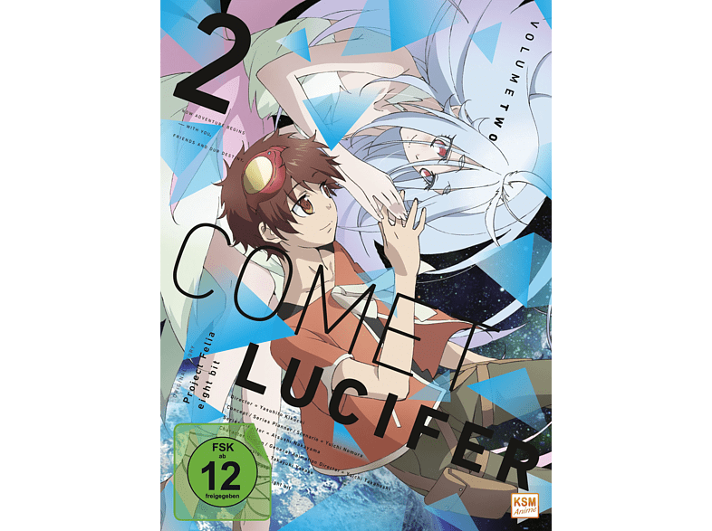 Comet Lucifer [DVD]
