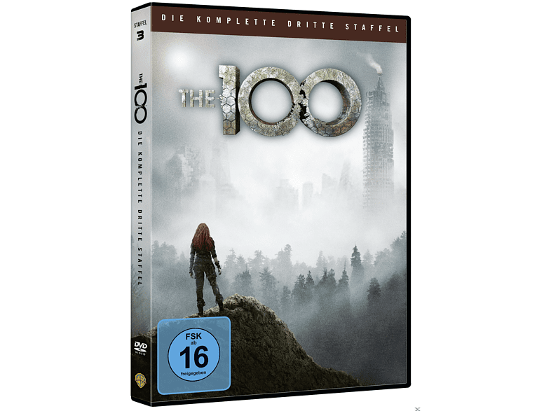 The 100 - 3. Staffel [DVD]