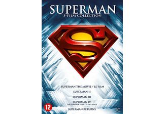 Superman Collection I - V DVD