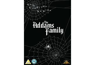 The Adams Family - De Complete Serie 1 - 3 - DVD
