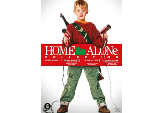 Home Alone Collection 1 - 4 DVD