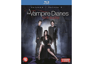 The Vampire Diaries Seizoen 4 TV-serie