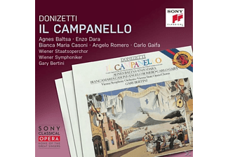 Gary Bertini - Il campanello - (CD)