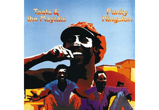 Toots & The Maytals - Funky Kingston CD