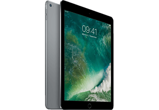 APPLE iPad Air 2 Wi-Fi, Tablet mit 9.7 Zoll, 32 GB Speicher, iOS 9, Space Grau