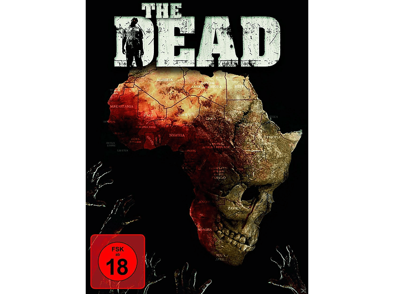 The Dead (Uncut) (Limited Mediabook Edition) [Blu-ray]