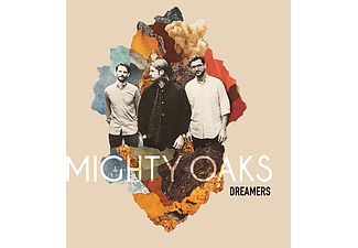 Mighty Oaks - Dreamers (Ltd. Deluxe Edition) [CD + Merchandising]