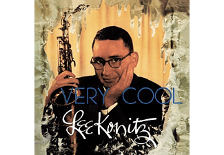 Lee Konitz - Very Cool/Tranquility (CD)