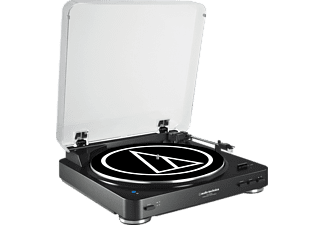 AUDIO TECHNICA Tourne-disque (AT-LP60BKBT)