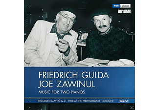 Gulda,Friedrich & Zawinul,Joe - Music For Two Pianos Cologne '88 - (Vinyl)