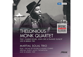 Thelonious Monk Quartet/Martial Solal Trio - Live In Berlin '61 | Live In Essen - (Vinyl)