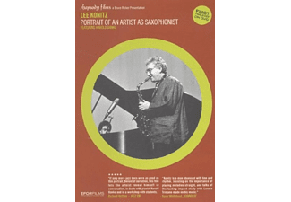 Lee Konitz - Portrait of an Artist as Saxophonist (DVD)