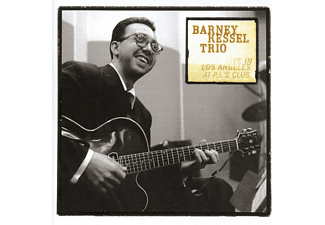 Barney Kessel - Live in Los Angels at P.J.'s Club (CD)