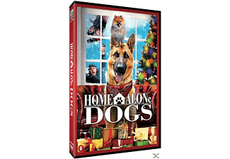 Home Alone Dogs DVD