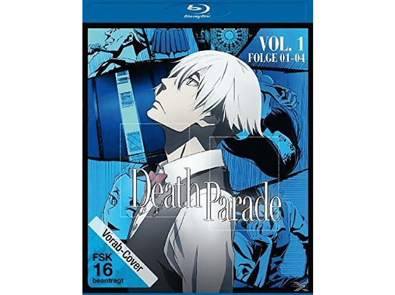 Death Parade - Vol.1 [Blu-ray]