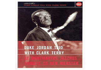 Duke Jordan - Tribute to Ben Webster (DVD)