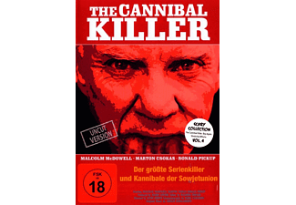 The Cannibal Killer (uncut),Vindictive Whore,Big - Scary Vol.4 [DVD]