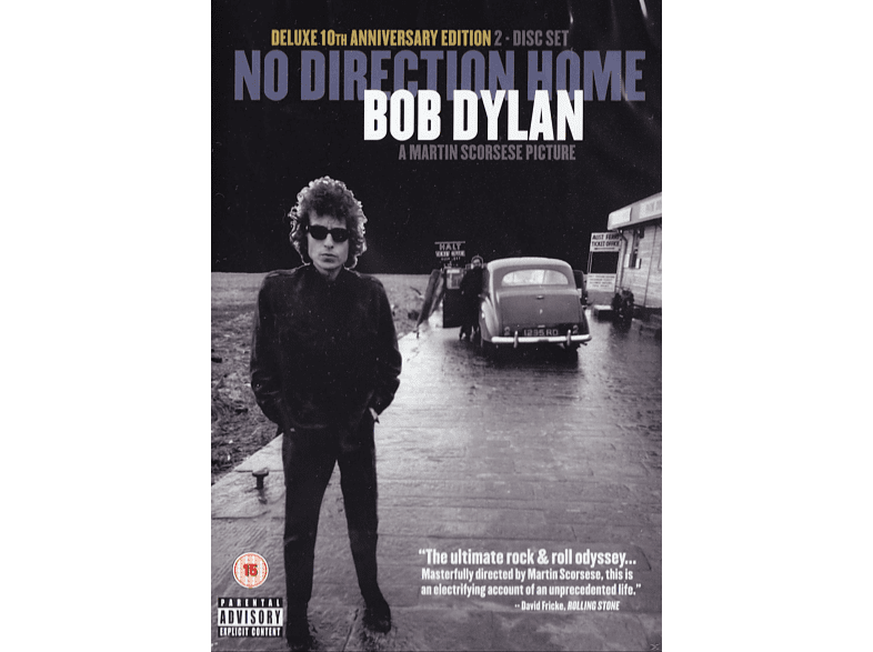 Bob Dylan - No Direction Home: Bob Dylan 10th Anniversary Edt. [DVD]