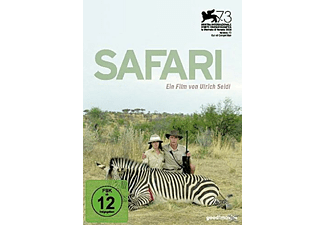 Safari [DVD]