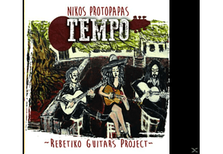 Various Artists -  Tempo Rebetiko Guitars Project [CD]