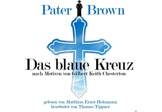 Pater Brown-Das Blaue Kreuz-G.K.Chesterton - 2 CD - Krimi/Thriller
