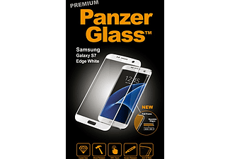 PANZER GLASS Tempered glass Premium Galaxy S7 edge Wit (PZ1564)