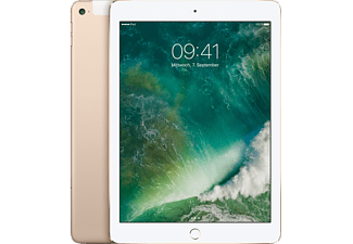 APPLE iPad Air 2 Wi-Fi + Cellular, Tablet mit 9.7 Zoll, 32 GB Speicher, LTE, iOS 9, Gold
