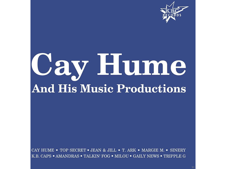 Cay Hume - His Music Productions [CD]