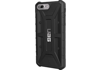 UAG Pathfinder Handyhülle, Schwarz/Schwarz, passend für Apple iPhone 6 Plus, iPhone 7 Plus, iPhone 8 Plus