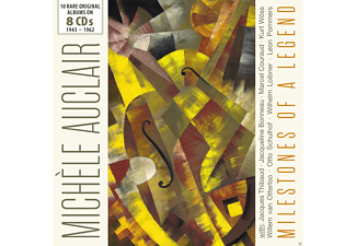 Michele Auclair - Original Alben - (CD)