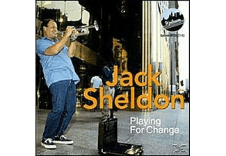 Jack Sheldon - Playing for Change CD