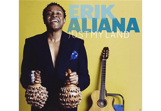 Erik Aliana - Just My Land - (CD)