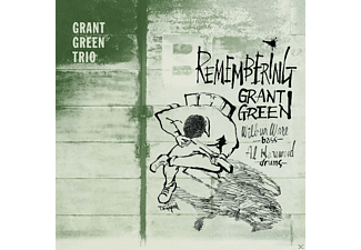 Grant -trio- Green - Remembering Grant Green + 4 Bo - (CD)