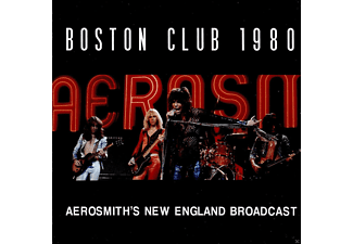 Aerosmith - Boston Club 1980 (Live) - (CD)