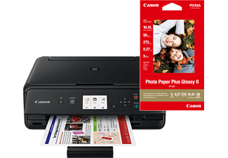 CANON All-in-one Pixma TS5055 + Fotopapier PP-201 (1367C079)