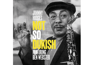 Johnny Hodges - Not So Dukish (CD)