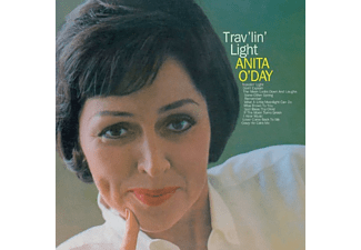 Anita O'Day - Trav'lin' Light (CD)