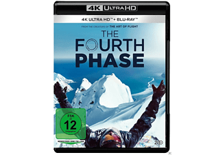 The Fourth Phase - (4K Ultra HD Blu-ray)