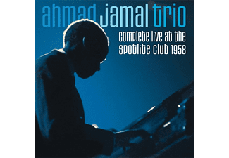Ahmad Jamal - Complete Live at the Spotlite Club 1958 (CD)