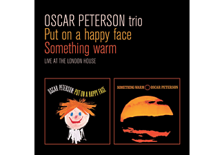 Oscar Peterson Trio - Put on a Happy Face/Something Warm (CD)