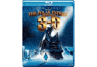 The Polar Express 3D | 3D Blu-ray
