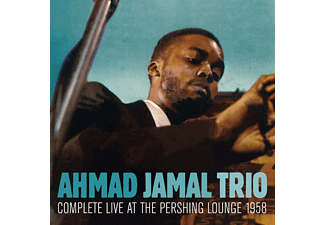 Ahmad Jamal - Complete Live at the Pershing Lounge 1958 (CD)