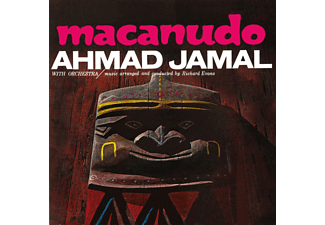 Ahmad Jamal - Macanudo (Remastered) (CD)