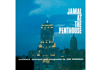 Ahmad Jamal - Jamal at the Penthouse (CD)