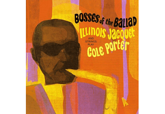 Illinois Jacquet - Bosses of the Ballad (CD)