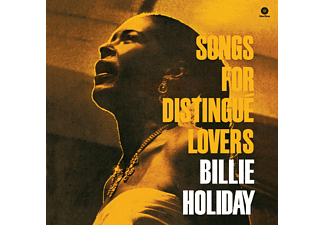 Billie Holiday - Songs for Distingué Lovers (High Quality Edition) (Vinyl LP (nagylemez))